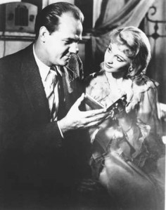 Malden with Vivian Leigh in A Streetcar Named Desire.