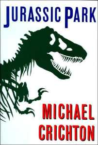 Jurassic Park by Michael Crichten (1942-2008)