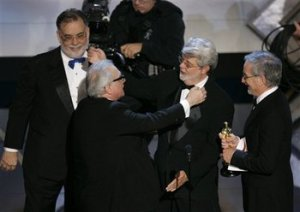 Four Friends and an Oscar
