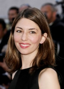 Sofia Coppola - young, talented, and will be on a future version of the list