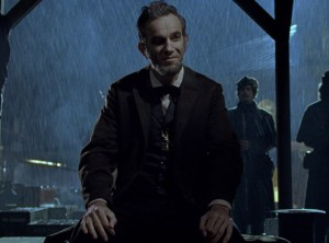 That great shot where we first see Lincoln's face.