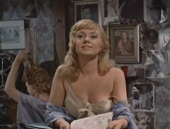 So, between Oklahoma and The Music Man, Shirley Jones gave one of the sexiest performances in film history and won the Oscar for it.